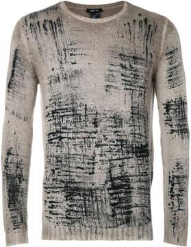 Avant Toi crew neck sweater