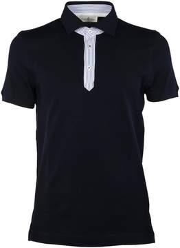 Della Ciana Contrast Detail Polo Shirt
