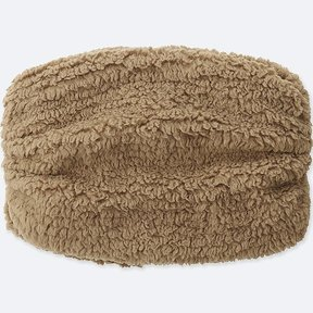 Uniqlo Kid's Fluffy Yarn Fleece Neck Warmer