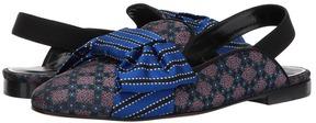 Etro Bow Slide Women's Slide Shoes