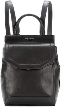 Rag & Bone Small Pilot leather backpack