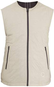 adidas BY WINGS + HORNS Reversible quilted nylon gilet