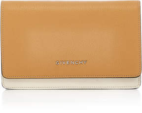 Givenchy Pandora Chain Leather Wallet