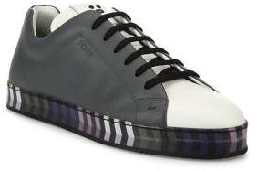 Fendi Faces Low-Top Sneakers