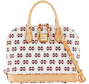 Dooney & Bourke NCAA Mississippi State Zip ZipSatchel - ONE COLOR - STYLE