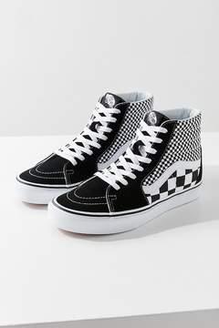 Vans Sk8-Hi Mix Checkerboard Sneaker