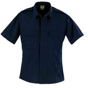 Propper Men's Bdu 2-pocket Shirt Short Sleeve Long.
