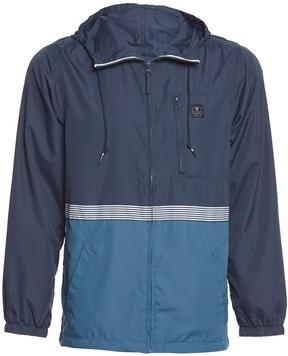 VISSLA Men's Dredges Windbreaker Jacket 8163121