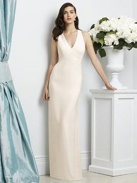 Dessy Collection - 2938 Dress in Ivory