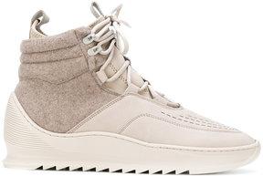 Filling Pieces Altitude hi-top sneakers