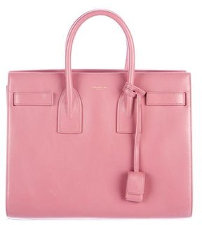 Saint Laurent Small Sac de Jour - PINK - STYLE