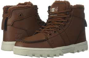 DC Woodland Women's Lace-up Boots
