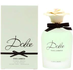 Dolce & Gabbana Dolce Floral Drops Eau de Toilette Spray, 2.5 oz./ 74 mL