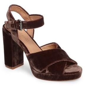 Madewell Women's Vanessa Block Heel Sandal