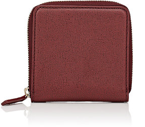 Barneys New York WOMEN'S ZIP-AROUND SQUARE WALLET