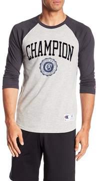 Champion Heritage Baseball Slub Tee
