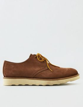 American Eagle Outfitters AE Leather Derby Shoe