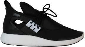 Y-3 Black Elle Low Sneakers