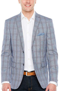 U.S. Polo Assn. Classic Fit Woven Plaid Sport Coat