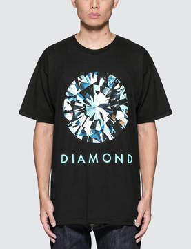 Diamond Supply Co. Dispersion S/S T-Shirt