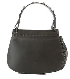 Henry Beguelin Women's Brown Leather Handbag.