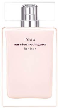 Narciso Rodriguez l'Eau For Her Eau de Toilette, 1.6 oz./ 47 mL