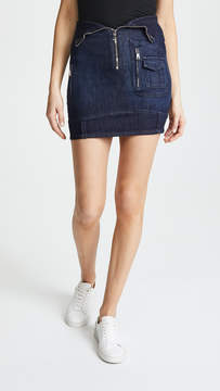 RtA Gisele Denim Skirt