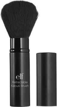 e.l.f. Cosmetics Retractable Kabuki Brush