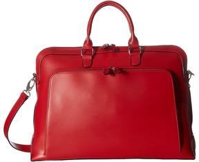 Lodis Accessories - Audrey Brera Briefcase With Laptop Pocket Briefcase Bags