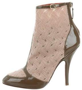 Missoni Vernice Ankle Boots w/ Tags