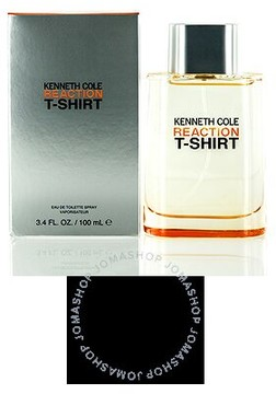 Kenneth Cole Reaction T-shirt by EDT Spray 3.4 oz (100 ml) (m)