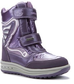 Geox Girls' Junior Roby Boot.