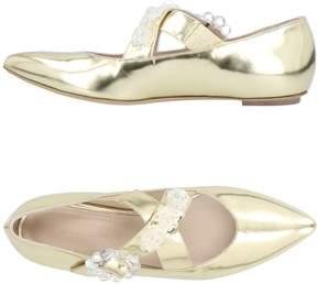 Simone Rocha Ballet flats