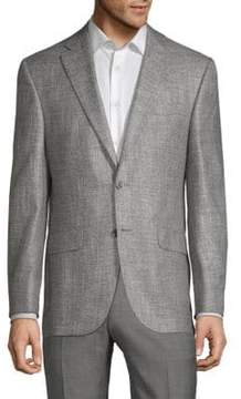 Jack Victor Classic Long-Sleeve Sportcoat
