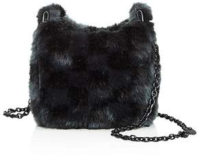KENDALL + KYLIE Amy Faux-Fur Crossbody