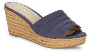 Lauren Ralph Lauren Karlia Espadrille Wedge Sandals