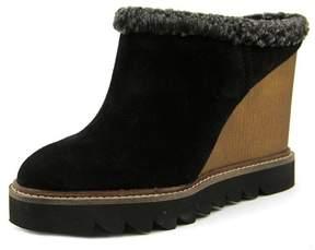 BCBGeneration Nerissa Women US 10 Black Wedge Heel
