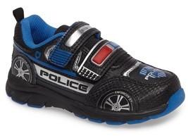 Stride Rite Toddler Boy's Vroomz Light-Up Police Car Sneaker