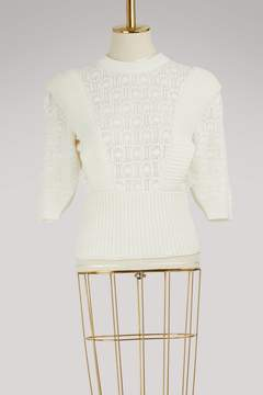 Chloé 3/4-sleeved sweater