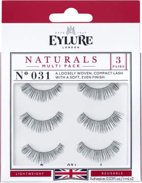 Eylure Naturals No. 031 Triple Pack