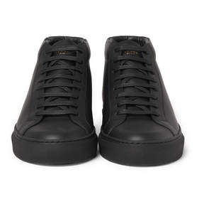 Givenchy Urban Street Leather High-Top Sneakers