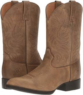 Ariat Heritage Hickok Cowboy Boots