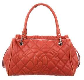 Chanel Large Timeless Bowler Bag