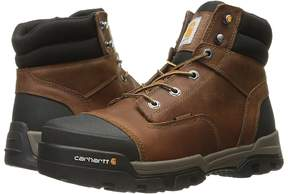 Carhartt 6 Ground Force Waterproof Non-Safety Toe Work Boot Men's Work Lace-up Boots