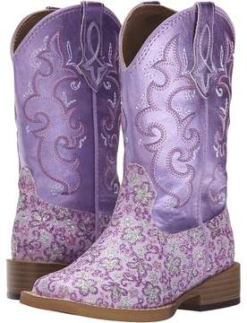 Roper Lavender Square Toe Boot Cowboy Boots