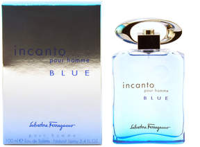 Salvatore Ferragamo Incanto Blue for Women Eau de Parfum Spray, 3.4 oz./ 100 mL