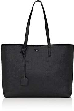 Saint Laurent Women's Shopping Tote Bag - BLACK - STYLE