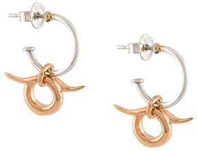 Charlotte Chesnais horn earrings