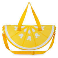 Disney Mickey Mouse Lemon Wedge Cooler Bag - Summer Fun