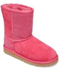 UGG Kid's Serein Shimmer Suede UGGPure Boots